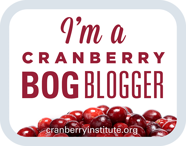 I'm a Cranberry Bog Blogger Badge